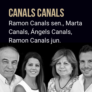 Ramon Canals sen., marta canals, Àngels Canals Ramon Canals Jun