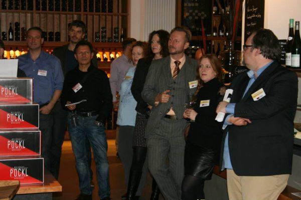 Veranstaltung Weine aus Katalonien in Berlin